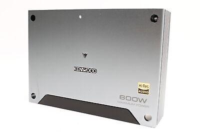 Kenwood KAC-314 600 Watt Class D Bridgeable 4-Channel Car Amplifier
