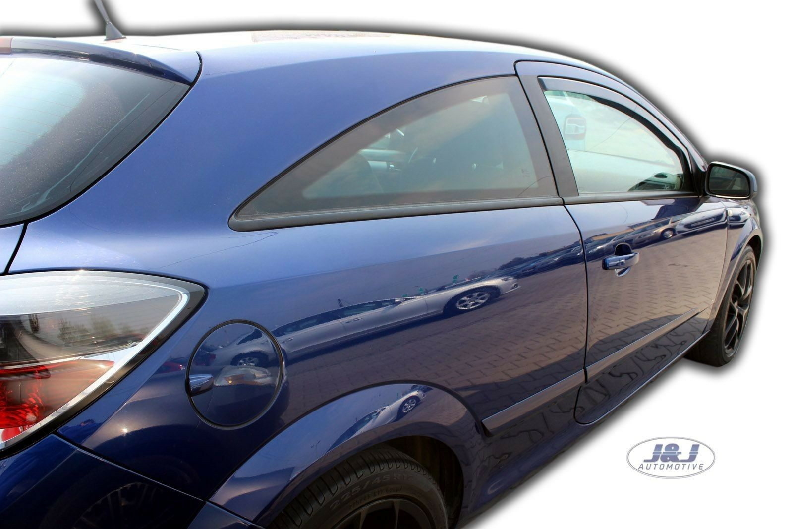 2009 VAUXHALL ASTRA H MK5 5 DOOR HATCHBACK REAR WINDOW WINDER HANDLE BLACK