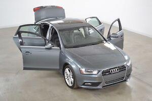 2014 Audi A4 2.0T Quattro Technik GPS*Cuir*Toit Ouvrant*