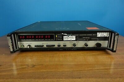 Eip 351d Autohet Microwave Frequency Counter 20hz-18ghz - Current Calibration