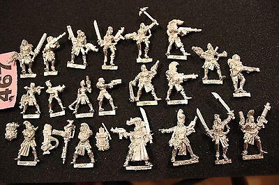 Necromunda Eschers Gang 20 Figures Warhammer 40k Games Workshop Metal GW