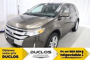 2011 Ford Edge Limited*DVD*BLUETOOTH*TOIT*MAGS*A/C*