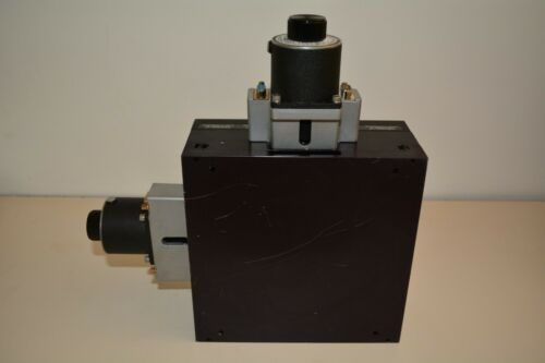 "Linear Positioner X-Y Square 8"" Rapidsyn Division New England Affiliated Tech"