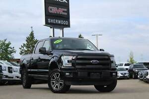 2016 Ford F-150 Lariat FX4 502A| Pan Sun| Nav| H/C Lth| Pwr Step