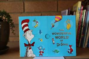 the wonderful world of Dr. Seuss books set in the box Hillcrest Logan Area Preview