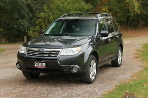 2009 Subaru Forester 2.5 X Limited Package Leather | Sunroof...