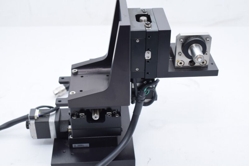 Suruga Seiki KXC06020-G Motorized X Axis Linear PAF-X-5-C Micrometers