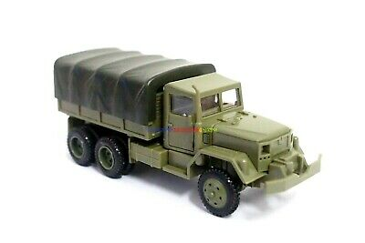 1PC 1/72 USA American M35 Cargo Truck Vehicle Plastic Kit US Army Military Model