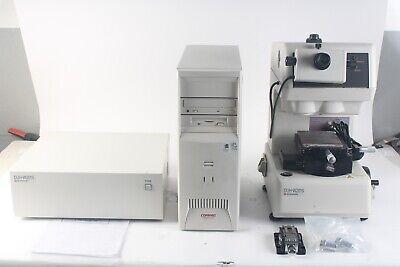 Shimadzu Duh-w201s-e Dynamic Ultra Micro Hardness Tester