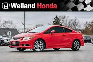 2012 Honda Civic EX-L | NAVIGATION | ACCIDENT FREE