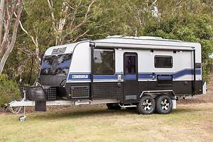"New Caravan - Grand Salute Edinburgh - 20'6"" Semi Off Road Somerton Hume Area Preview"