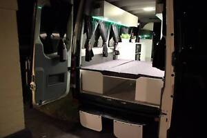 Volkswagen Crafter Camper Motor Home 2008 model auto turbo Diesel