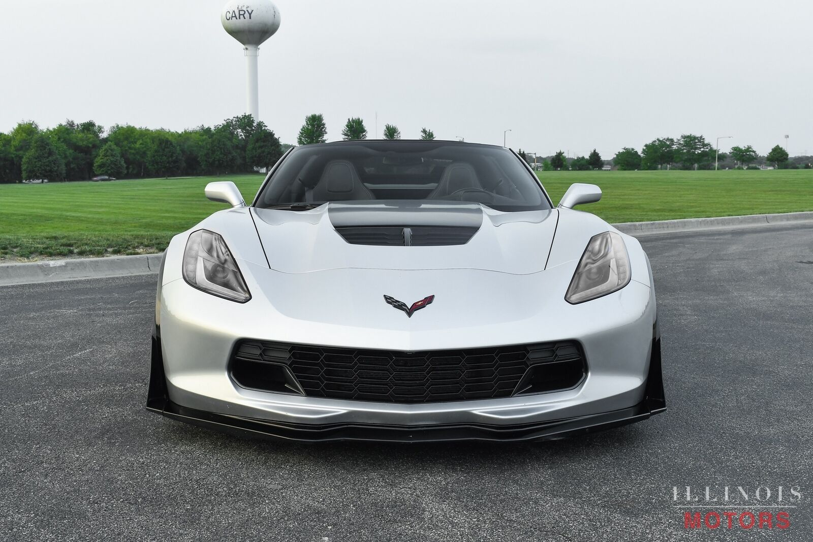 2015 Silver Chevrolet Corvette Z06  | C7 Corvette Photo 9