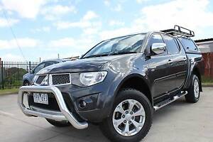 From $90 Per week on Finance* 2011 Mitsubishi Triton Ute Campbellfield Hume Area Preview