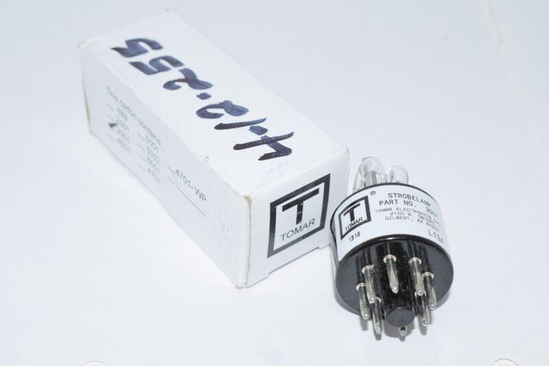 NEW Tomar - 3001 Xenon Strobe Tube Replacement Lamp