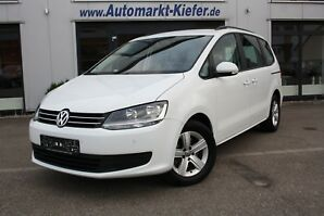 VW Sharan 2.0 TDI 4Motion*Navi*Alu*1.Hand*