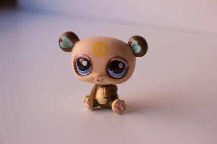 LPS Panda #1495 - Littlest Pet Shop Figure
