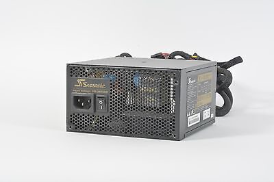 SeaSonic X-Series 650W Power Supply X650 SS-650KM Active PFC F3