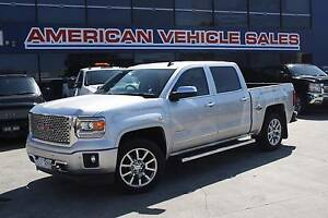 2014 Used GMC Sierra Denali,  1500 Crew Cab, V8 6.2Ltre Petrol Rowville Knox Area Preview