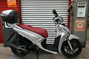 Kymco New People S 125i  ABS MY2020 Scheibe/Topcase