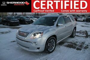 2012 GMC Acadia Denali AWD|POWER LIFTGATE|REMOTE START|NAVI