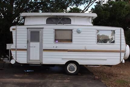 Caravan Pop Top