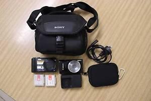 Sony Cybershot HX5V Full HD Compact Camera. Alexandra Headland Maroochydore Area Preview