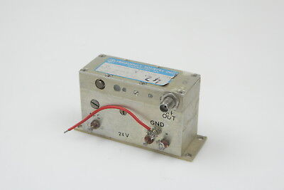 Microwave Frequency Source Oscillator Fs-2160-afc 9-9.6ghz