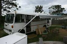 Hino Motorhome, mobile Home. Hellyer Circular Head Preview