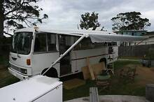 Hino Motorhome, mobile Home. Hellyer Circular Head Preview
