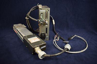 Yamaha Src2 Robot Controller With Flip Series Fs-150 Linear Slide Robot Actuator
