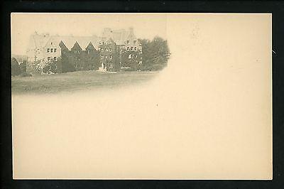 Pennsylvania Pa Postcard Bryn Mawr College   Radnor Hall Vintage