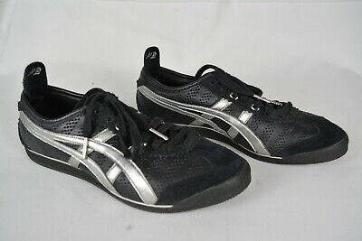 Mini Cooper Shoes - Onitsuka Tiger HL8B4 Mini Cooper Limited Edition Black/Silver Shoes Men's 8.5