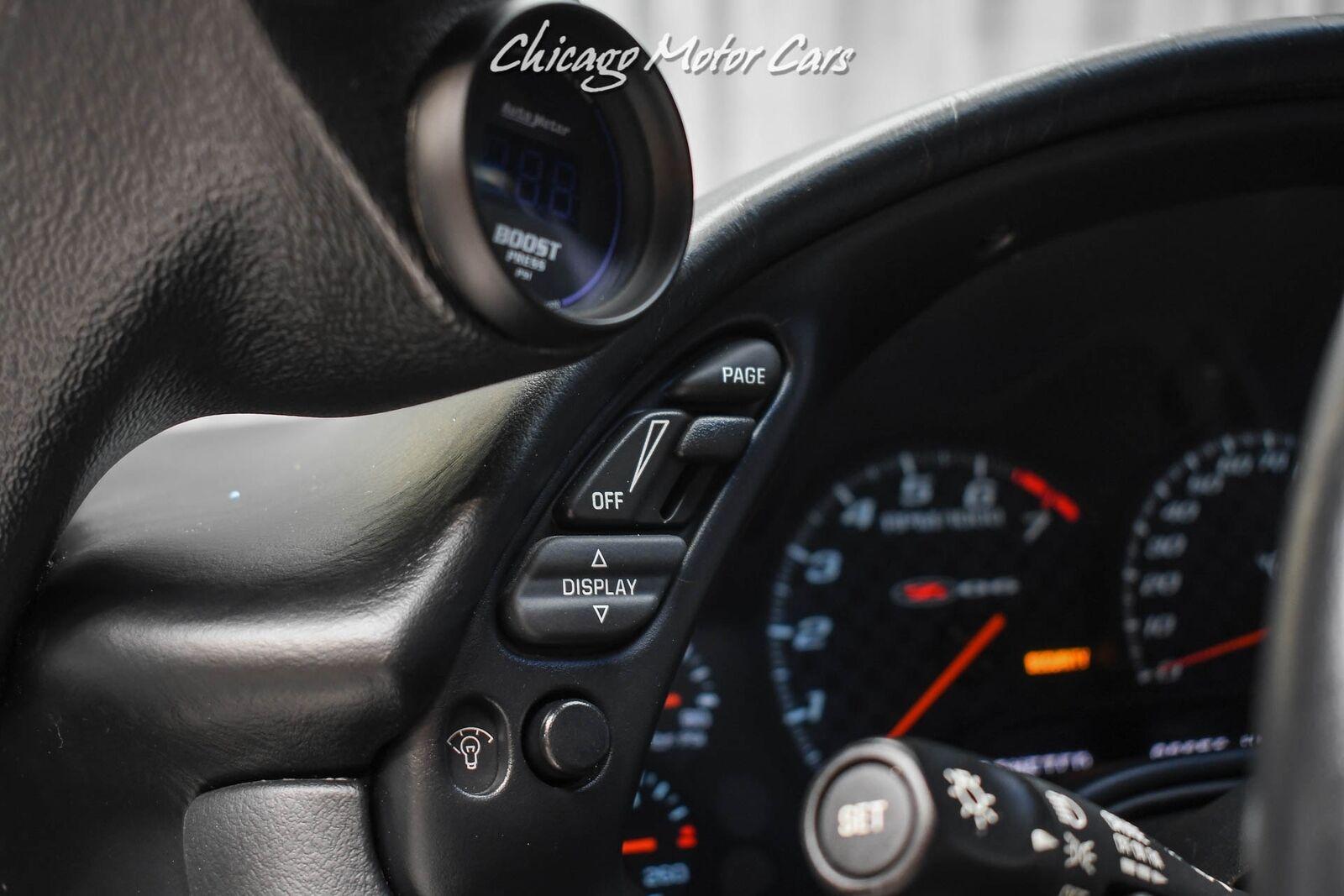 2003 Black Chevrolet Corvette Z06  | C5 Corvette Photo 9