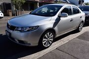 Kia Cerato SLi East Melbourne Melbourne City Preview