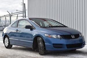 2009 Honda Civic Cpe DX