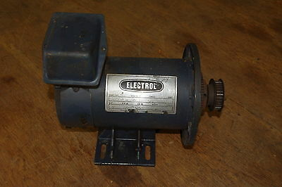 Electrol M-4613nv Gear Motor 90 Vdc 13 Hp Free Shipping