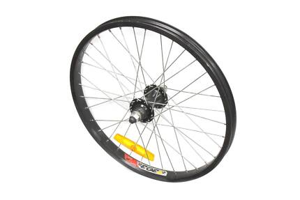 Mongoose Front Wheel Alex F303 36h 14mm axle