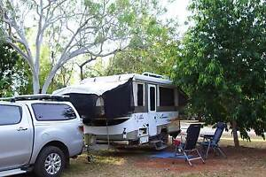 2012 Jayco Flamingo Outback camper trailer for sale Noonamah Litchfield Area Preview