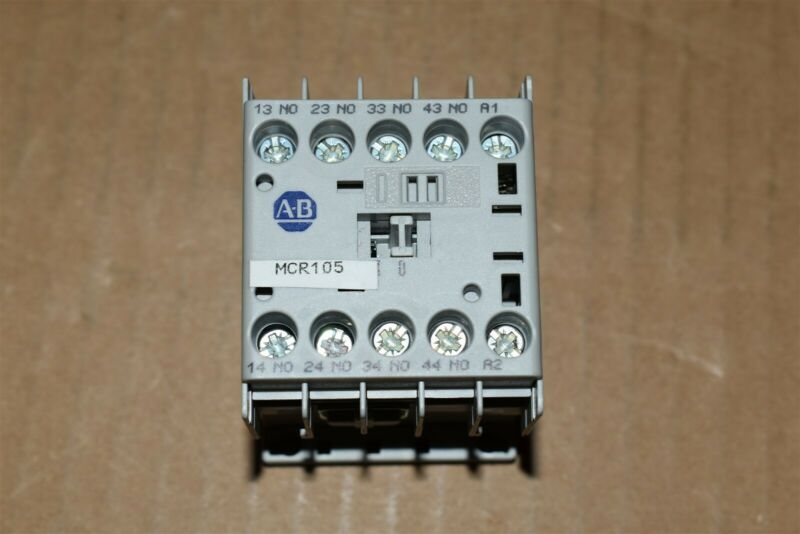 Allen Bradley Mini Control Relay Ser. B Cat. No. 700-K40E