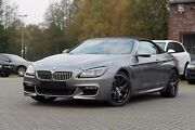 BMW 650i Cabrio*M-SPORTPAKET*BANG & OLUFSEN*HEAD UP*