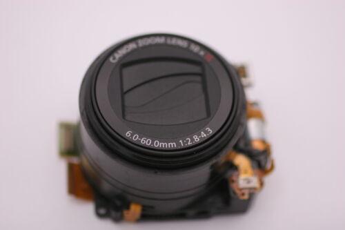 Canon PowerShot SX100 IS Camera Lens Unit Assembly Replacement Part