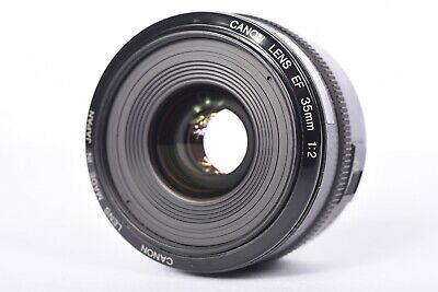 Canon EF 35mm f/2 Wide-Angle Prime Lens for Canon EOS  #P8940