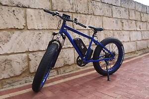 Electric Bike - Off Road 350W Fat Bikes White Gum Valley Fremantle Area Preview