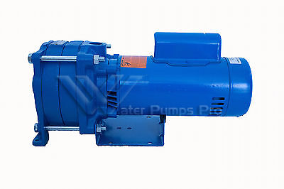Hsc30 Goulds Multi-stage Centrifugal Booster Water Well Pump 3 Hp