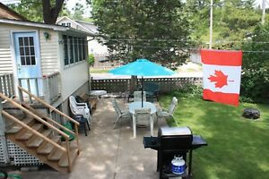 Grand Bend Cottage For Rent - central GB, close to beach!