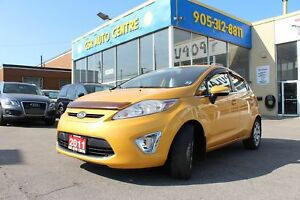 2011 Ford Fiesta SES Hatchback | BLUETOOTH | LEATHER | HEATED SE
