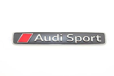 Neu Schwarz R8 Abzeichen Emblem Abziehbild Logo Audi Kofferraumdeckel Heck