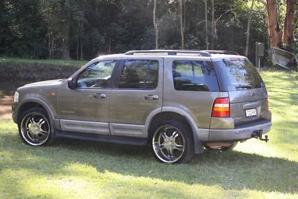 2001 Ford Explorer Wagon