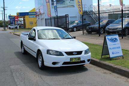2007 Ford Falcon Ute - BF MK 11 XL 2 SEATER UTE